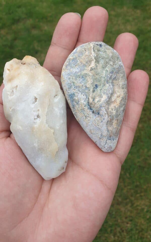 buffalo pearl stone